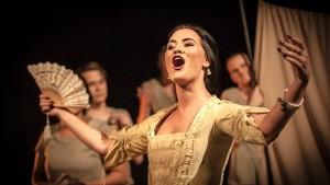 Amanda Bomhall Nilsson - Balettakademin