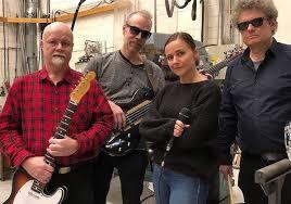 Blues operators o Lovisa Stenmark